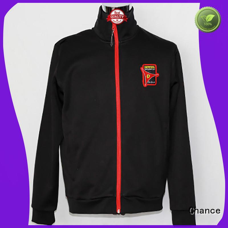Chance windbreak sport jacket manufacturer for sport