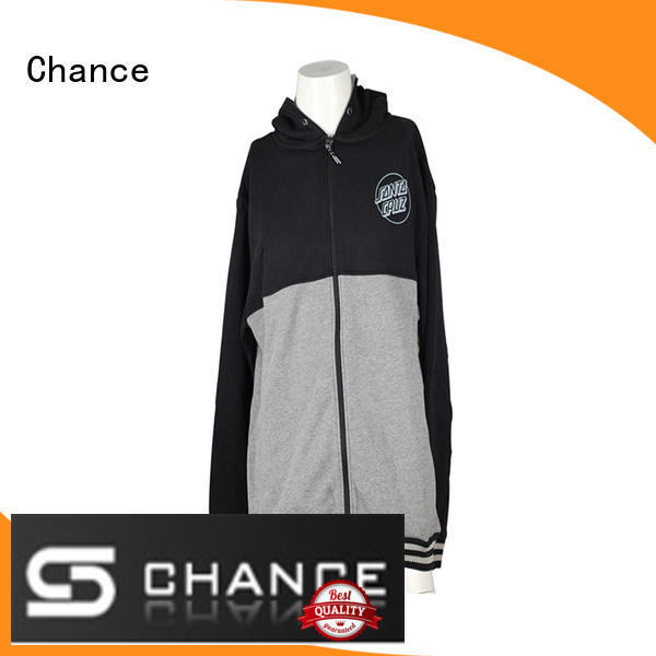 Chance ladies sweatshirts factory price for students
