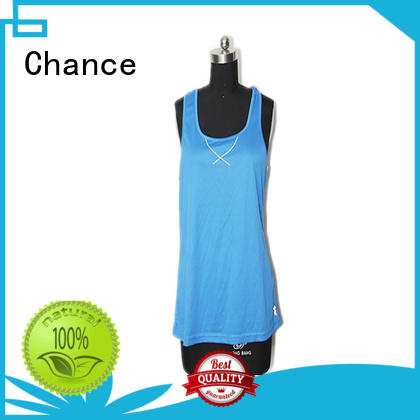 Chance short sleeves running outfit supplier for Marathon