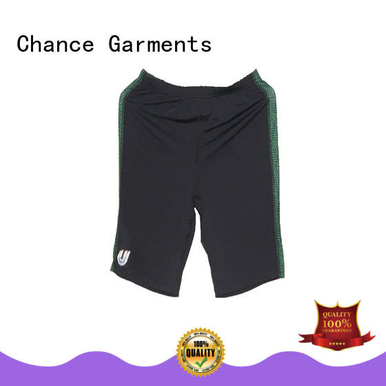 Chance polyester sports shorts for men wholesale for holiday