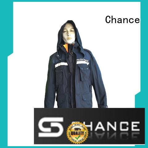 Chance waterproof custom work uniforms factory foe mining