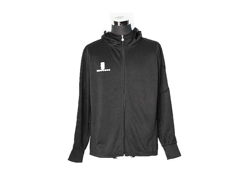 Men's Performance Top Active Training Full-Zip Outdoor Sports Hoodie Jacket