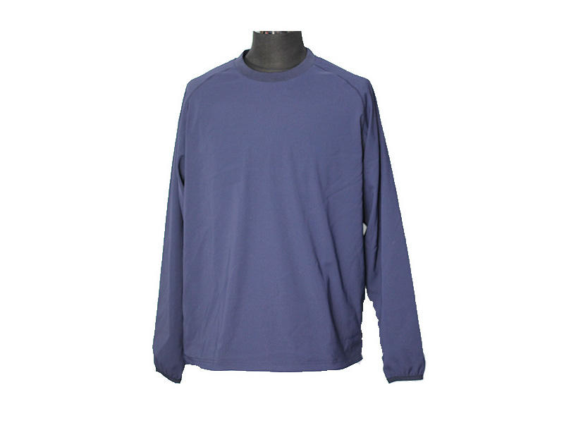 Round Neck Sports Performance Tops, Great Stretch Comfortable pullover Sweatshirt