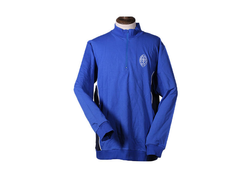 100% Polyester woven Taslon 120GSM Track tops, Men's Sports Tracksuit Top