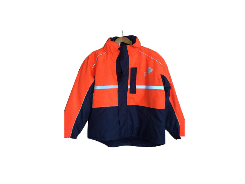 Unisex Reflective Workwear Safety Jacket Workwear Uniform