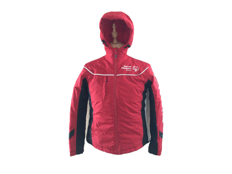 Outdoor Padding Jacket WR WP Sports Jacket with Hood For SOO