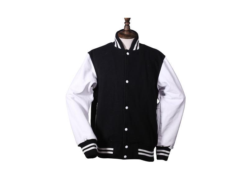 Custom Unisex College Baseball Varsity Jacket Breathable Sport Coat