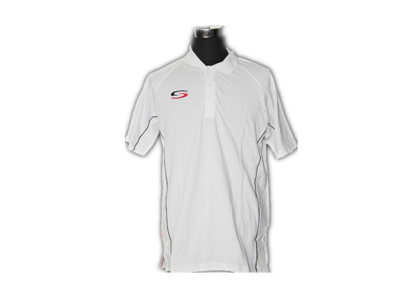65% Polyester 35% Cotton Polo T Shirt Custom Logo Polyester/Cotton Golf Polo Shirt With Logo