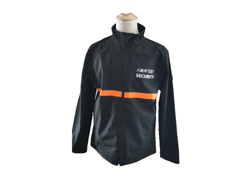 Men's Solid Color New Design Sport Jacket Thermal Windproof Softshell Jacket
