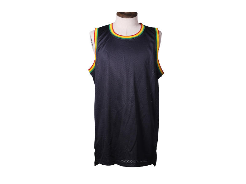 Mens Basketball Jersey Sport Top Quick Dry OEM Men's summer sports basketball vest Basketball Clothes