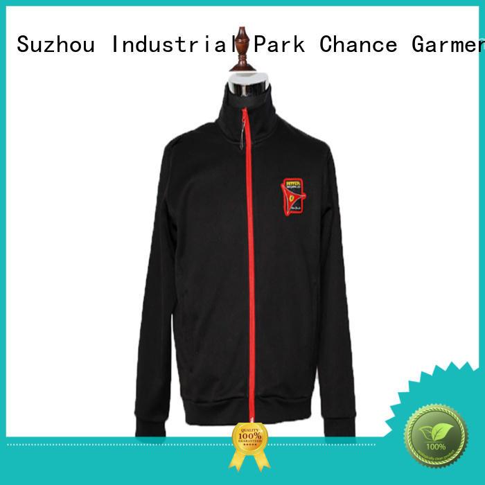 full zipper nylon jacket wholesale for sport