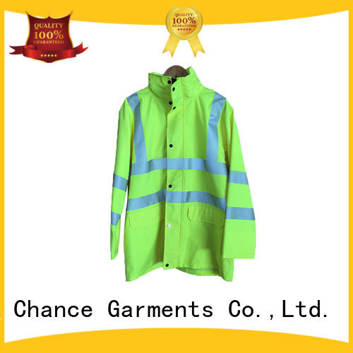 Chance custom work uniforms personalized for factory