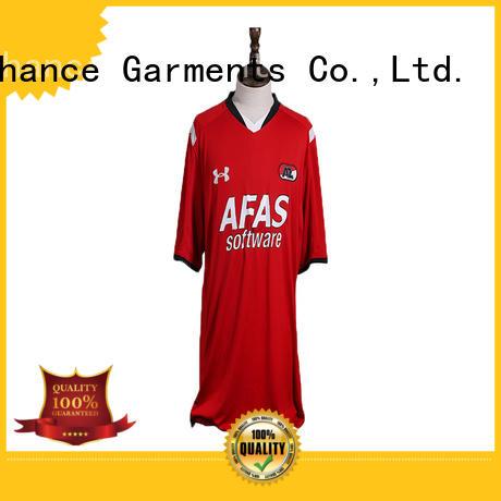 Chance football team jersey manufacturer for basketball