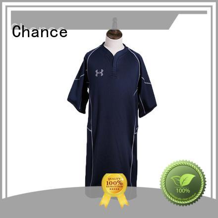 Chance antislip custom football uniforms wholesale for basketball