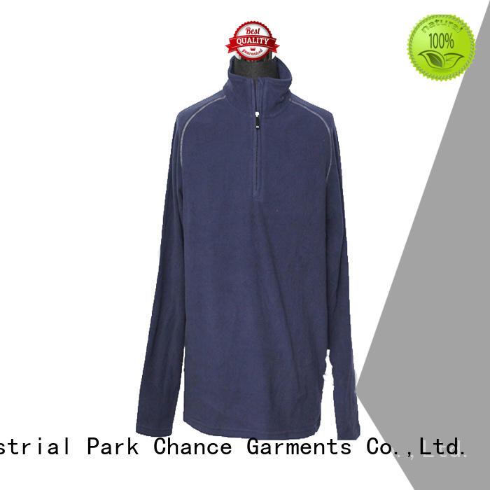 Chance printed mens waterproof jacket wholesale for winter
