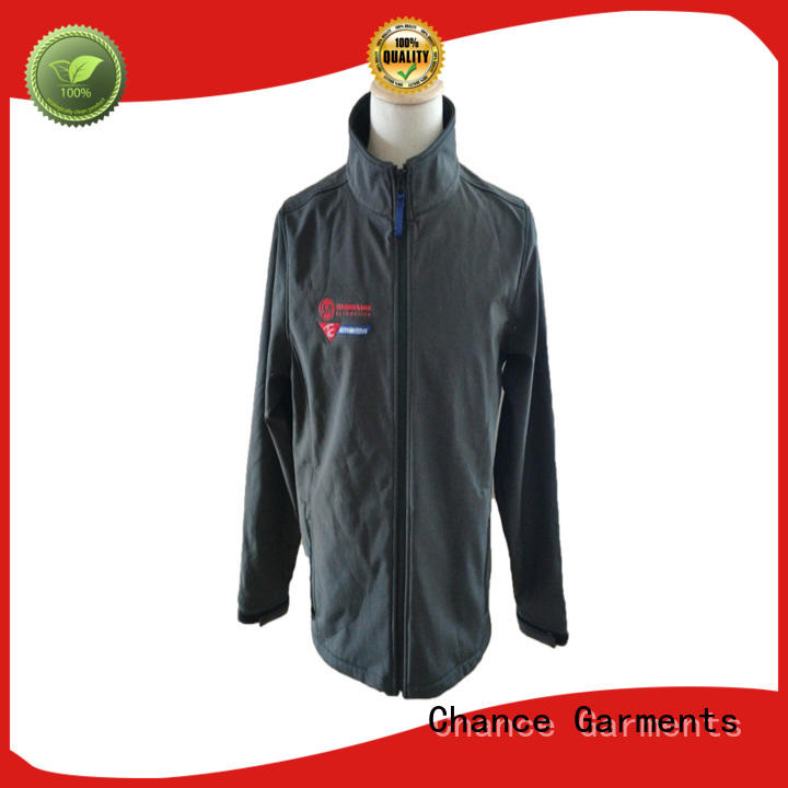 Chance polyester jackets for winter manufacturer for sport