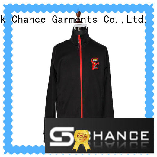 Chance printed mens lightweight waterproof jacket manufacturer for sport