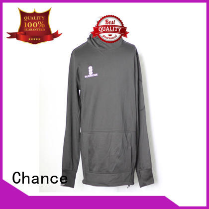 Chance college sweatshirts manufacturer for students