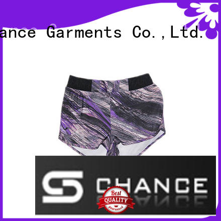 Chance fashion mens workout shorts wholesale for sports
