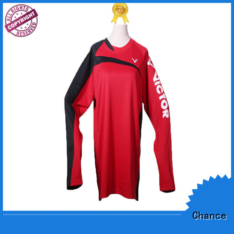 Chance casual polo t shirts wholesale with good price for golf