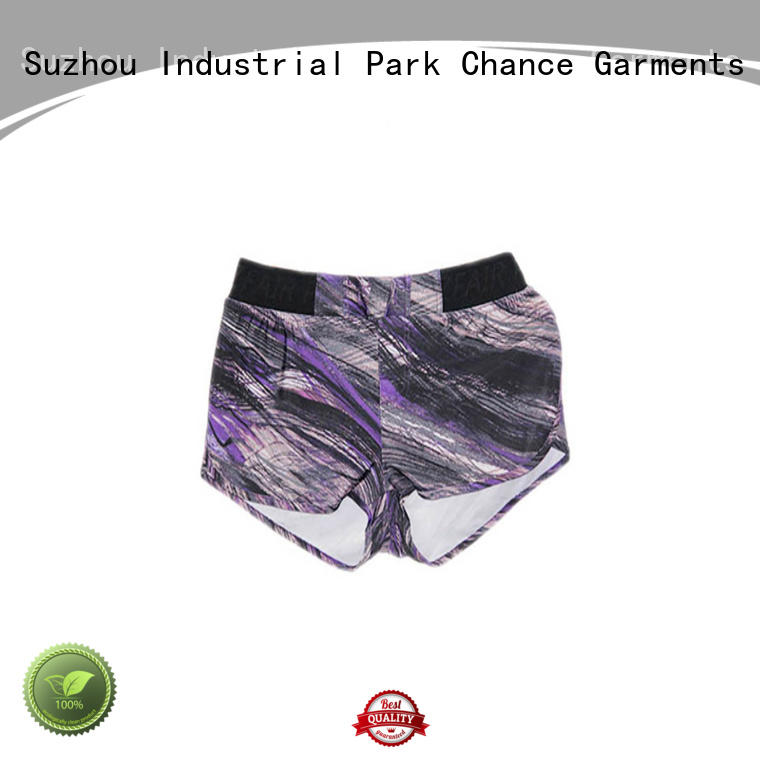 Chance workout shorts wholesale for sports