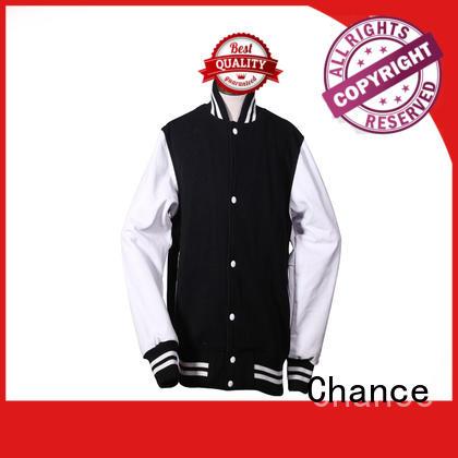 Chance sublimation lightweight waterproof jacket manufacturer for sport