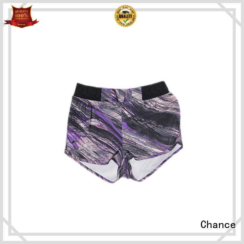 Chance sports shorts for men from China for sport traning