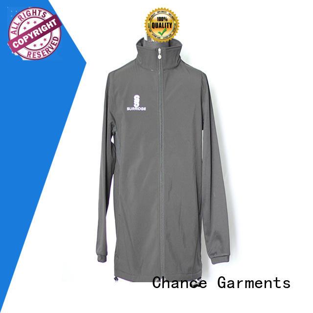 Chance softshell jacket manufacturer for sport