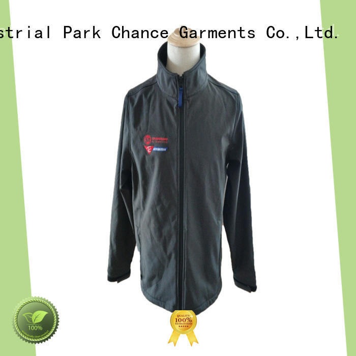 Chance polyester jackets for winter customized for outdoor