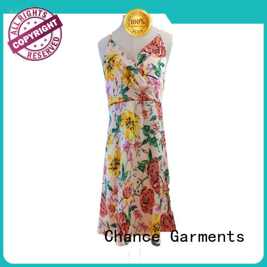 Chance comfortable casual floral dresses personalized for outdoor