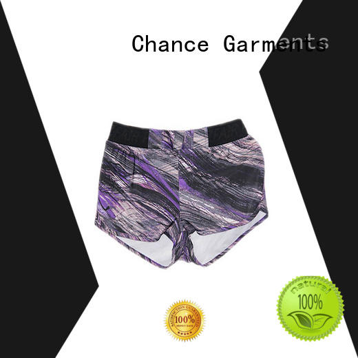 Chance fashion athletic shorts wholesale for beach