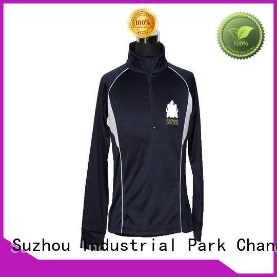 full zipper windbreak jacket supplier for sport