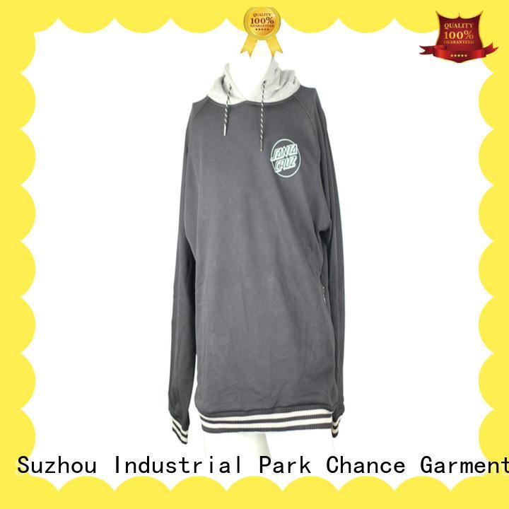 long sleeve bulk sweatshirts factory price for college