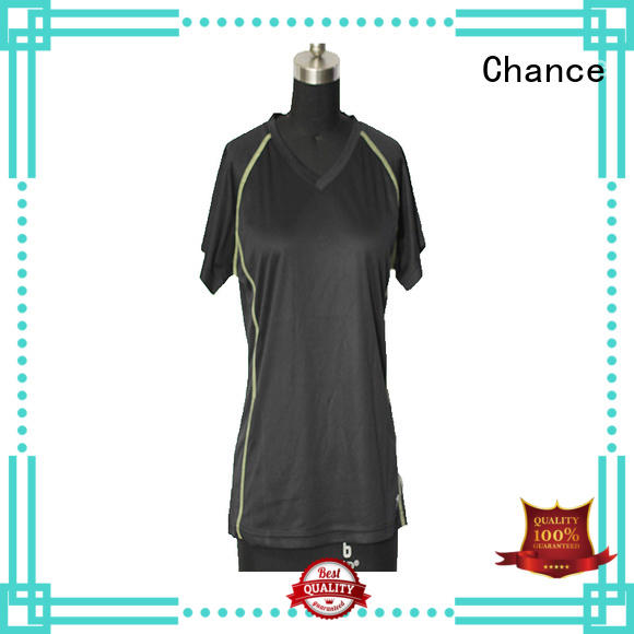 Chance comfortable mens running tops manufacturer for exercise
