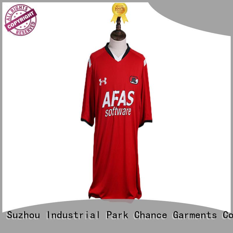 Chance custom football uniforms design for football