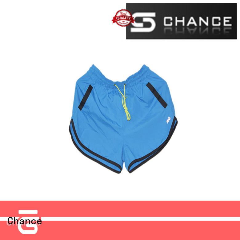 Chance sport shorts supplier for sports
