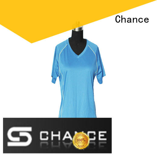 Chance dry fast running shirt for Marathon