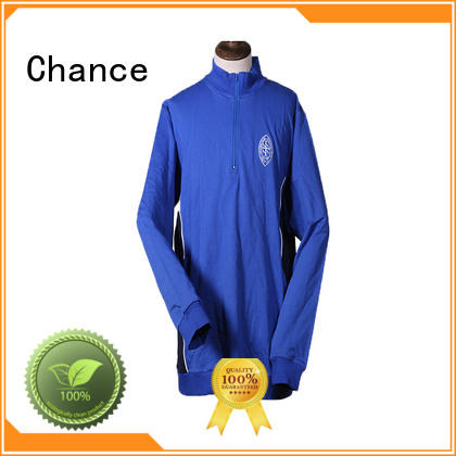 Chance mens fashion tracksuits manufacturer for sport training