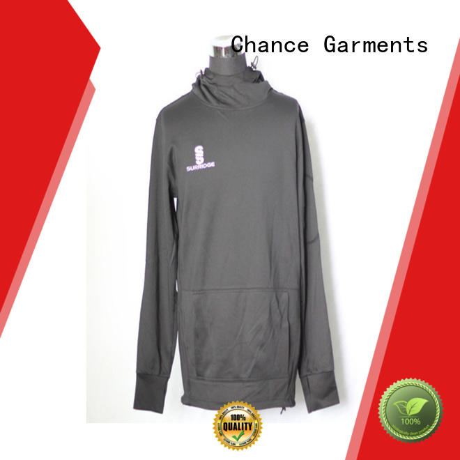 Chance breathable girls hooded sweatshirt directly sale for college