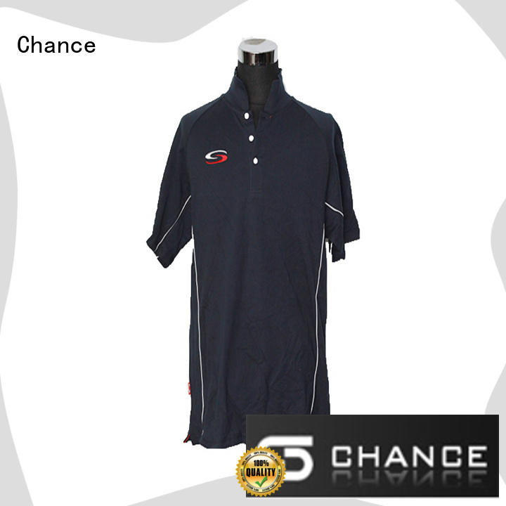 Chance classic polo shirts with good price for men