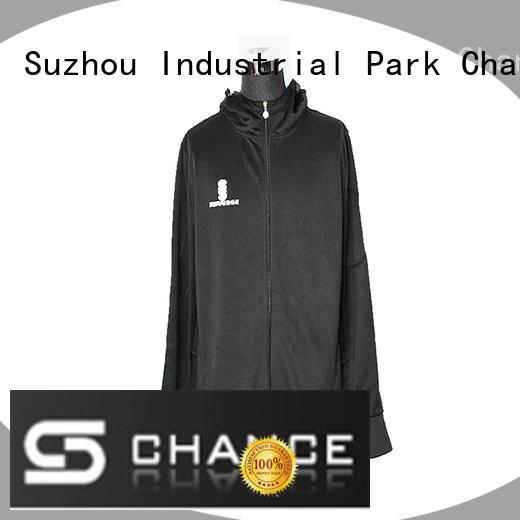 Chance sublimation windbreak jacket wholesale for sport
