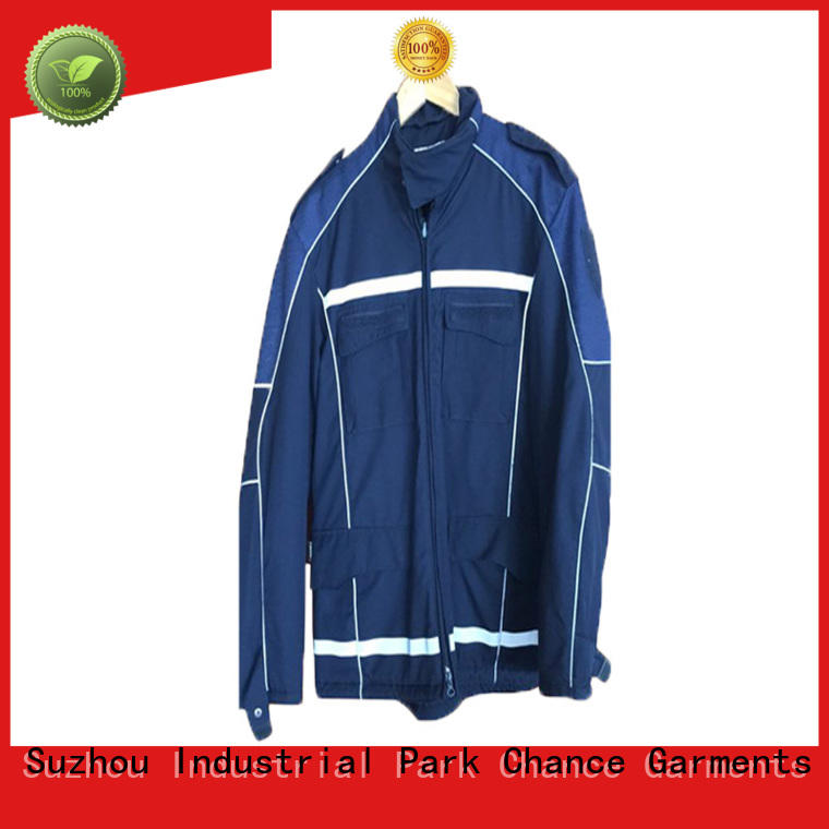 Chance waterproof workwear uniforms factory for factory
