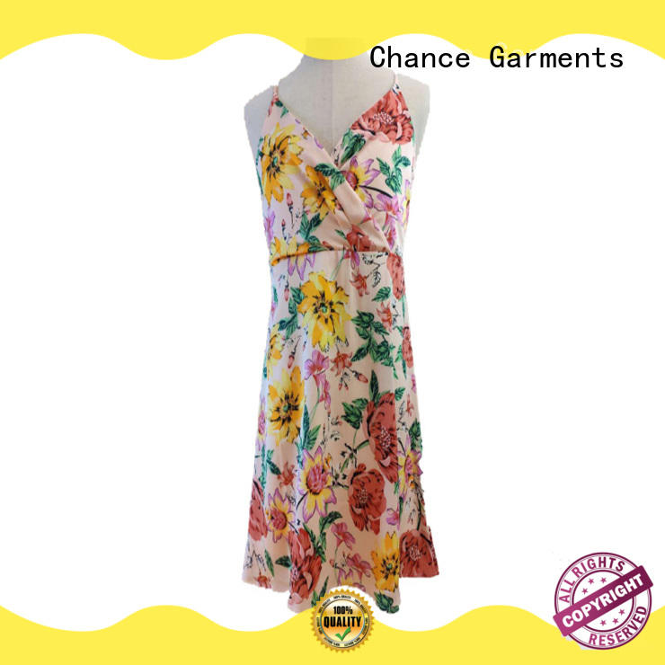 Chance casual summer dresses personalized for party