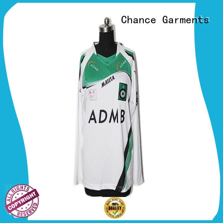 Chance polyester football practice jerseys personalized for football