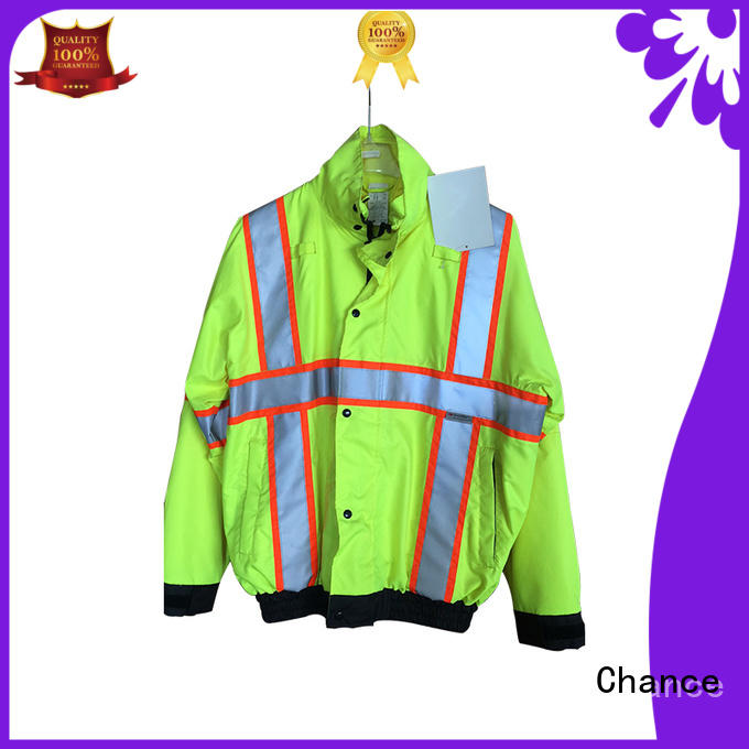 Chance windproof workwear uniforms supplier foe mining