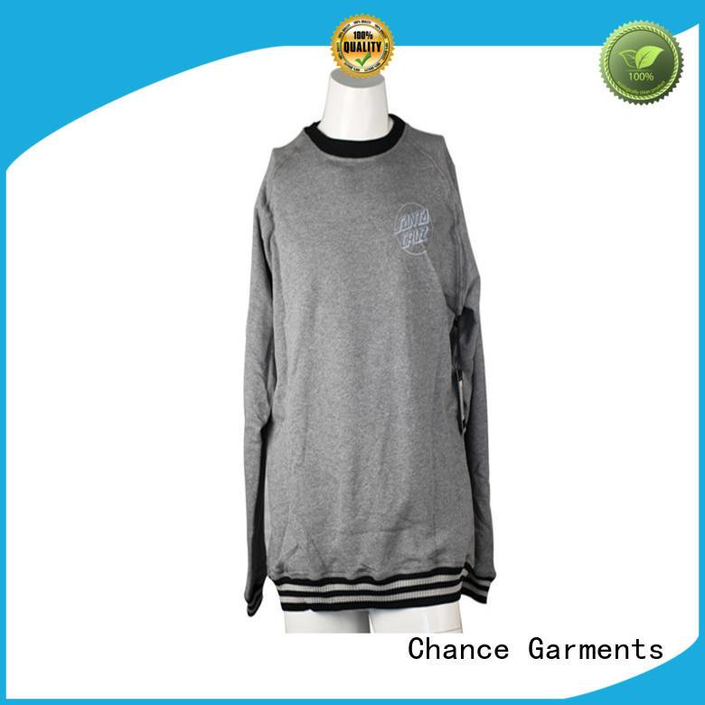 Chance bulk sweatshirts design for sports