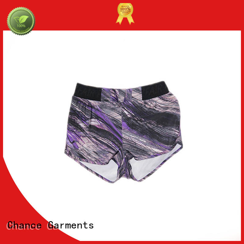 Chance polyester mens athletic shorts supplier for sports