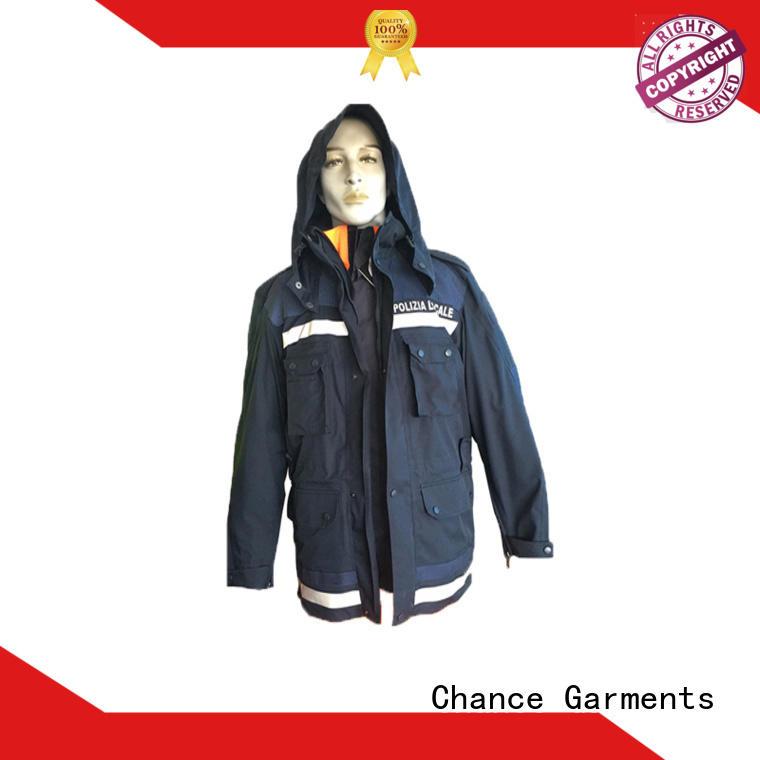 heavy duty workwear uniforms factory for fireman