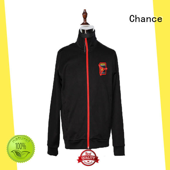 Chance lightweight ladies waterproof jacket manufacturer for sport