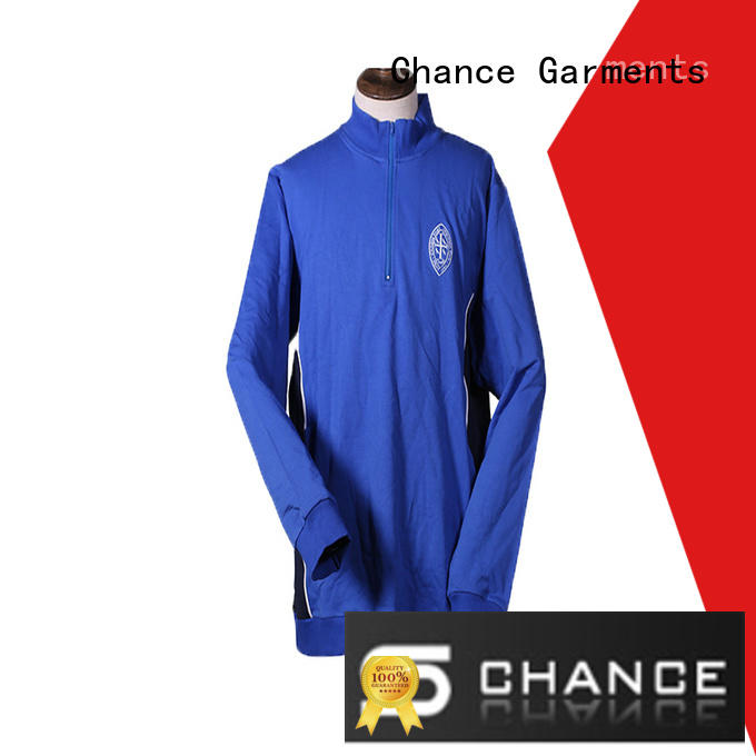Chance classic mens fashion tracksuits personalized for gym